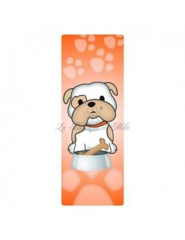 Segnalibro  Bulldog