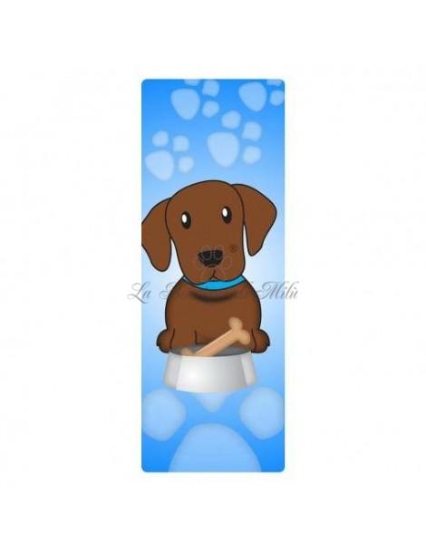 Segnalibro Chocolate Labrador