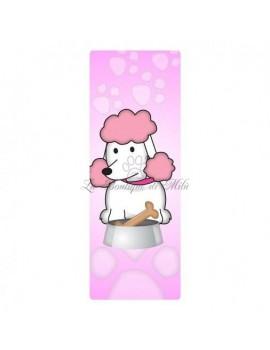 Segnalibro Poodle