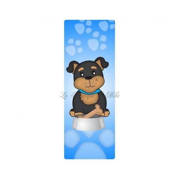 Segnalibro Rottweiler