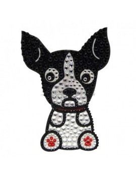Sticker Boston Terrier