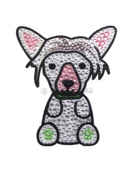 Sticker Chinese Crested