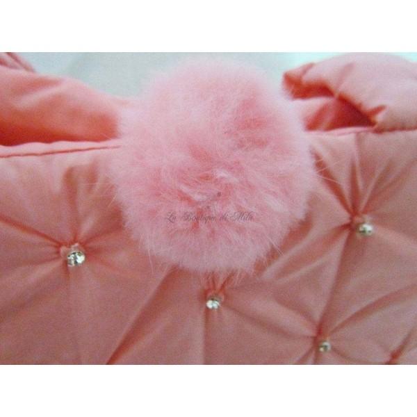 Borsa trasportino Urban Chic Pink