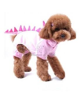 Costume Pink Dragon carnevale