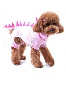 Costume Pink Dragon