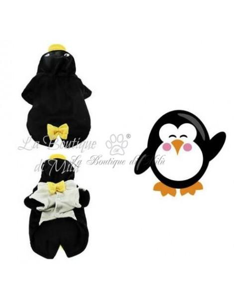 Costume Mr. Pinguin carnevale