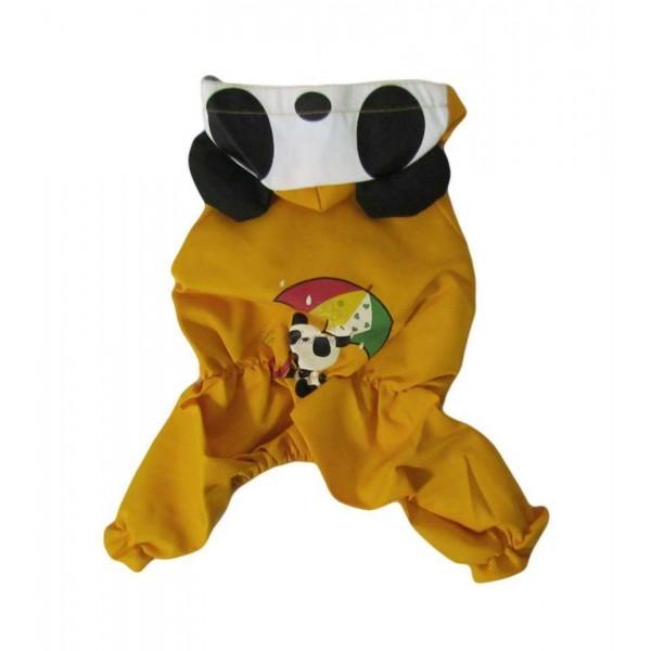 Impermeabile Panda