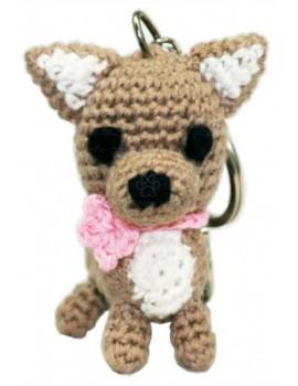 Portachiavi Dog Star Chihuahua