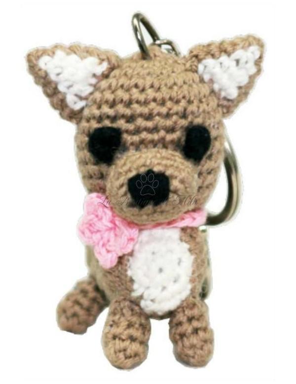 portachiavi dog star chihuahua la boutique di milu