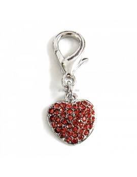Ciondolo Heart Special D-Ring