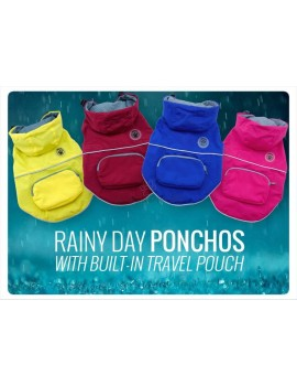 Impermeabile Rainy Day Poncho