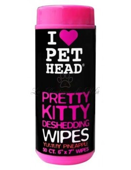Pet Head Salviette Multiuso Kitty