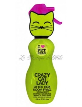Pet Head Crazy Cat Fragrance