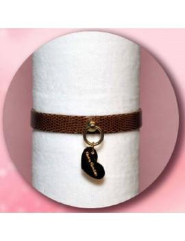 Grace Graciola Choco Lizzy Collar