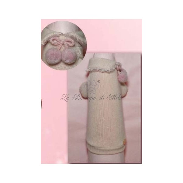 Grace Graciola Pink Pom Pom Pull