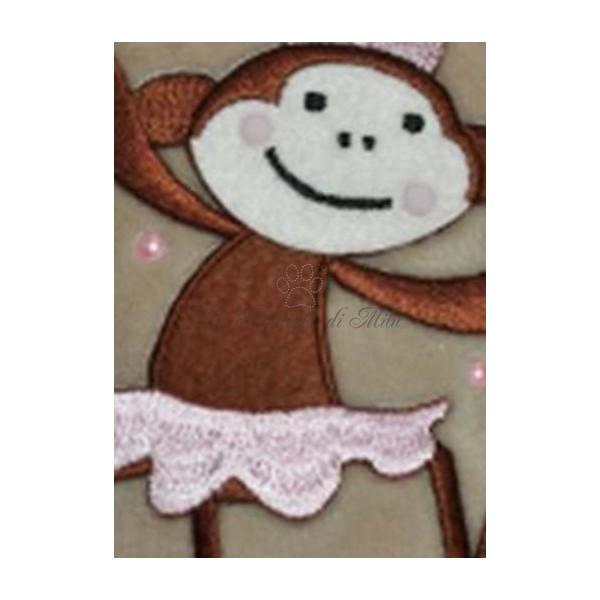 Grace Graciola Monkey Girl Sweatshirt