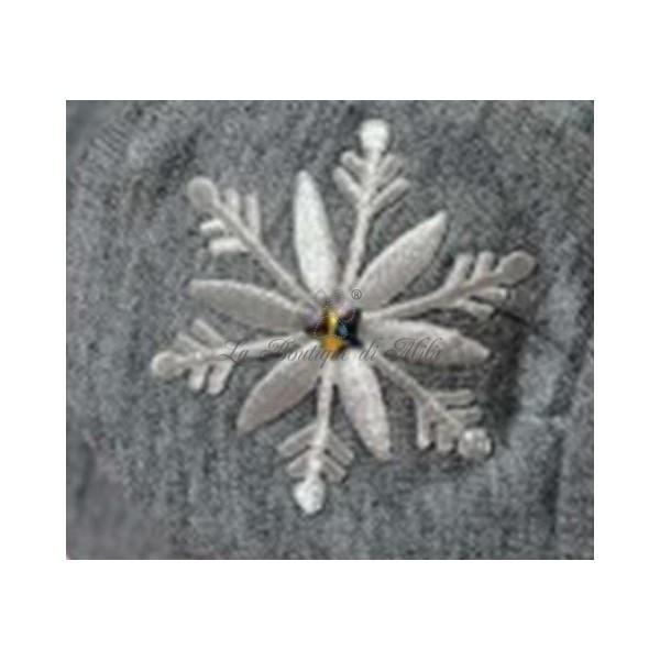 Grace Graciola Star Snowflakes Sweatshirt