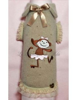 Grace Graciola Lovely Monkey Pull