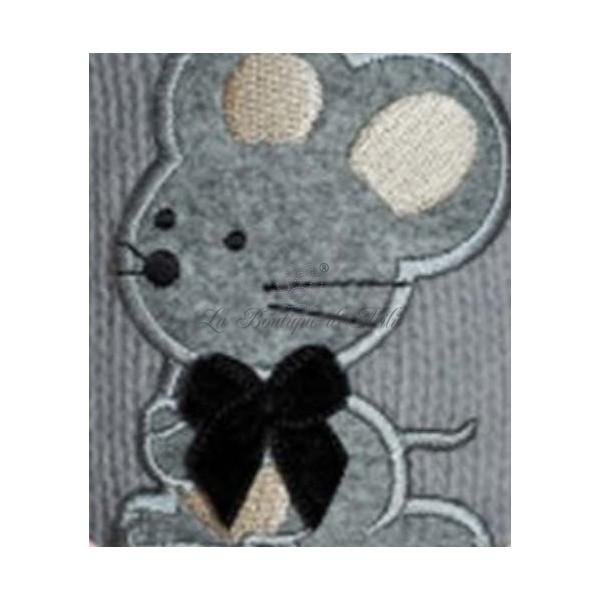 Grace Graciola Mouse Pom Pom Pull