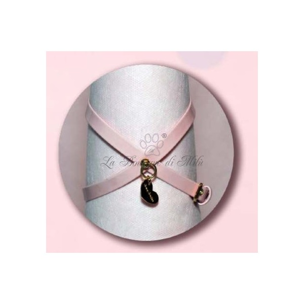Grace Graciola Baby Pink Harness