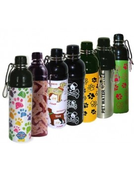 Borraccia Long Paws Pet Water Bottle 750ml