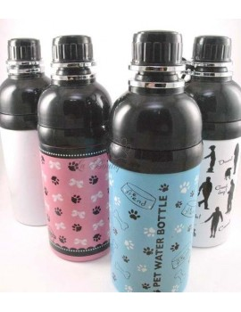 Borraccia Long Paws Pet Water Bottle 500ml