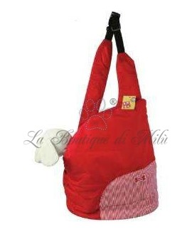 Borsa Tracolla Red