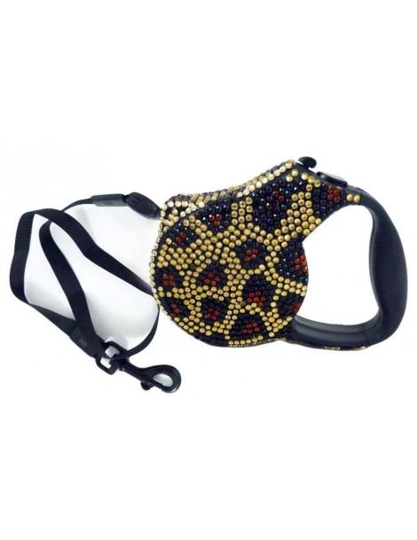 Guinzaglio Luxury Leopard